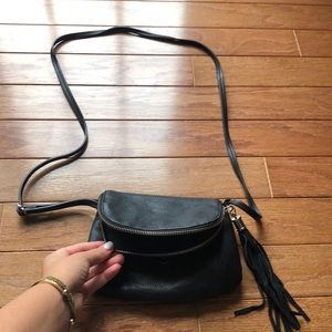 Express black small purse!
